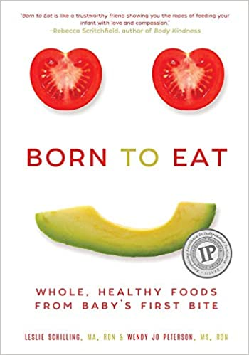 Born to Eat cookbook cover