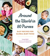 Around the World in 80 Purees cookbook cover